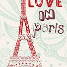 Love In Paris by David & Kristine Masterson