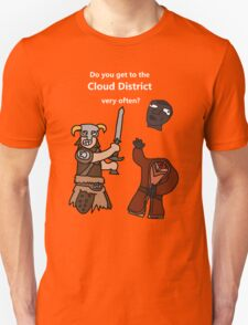F*ck the Cloud District! T-Shirt