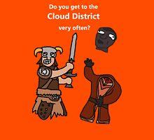 F*ck the Cloud District! Unisex T-Shirt