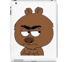 Malloy from Brickleberry iPad Case/Skin