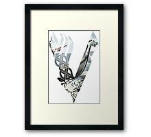 Viking Asgard Framed Print