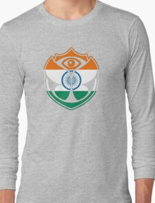 Tomorrowland India logo - Inde Long Sleeve T-Shirt