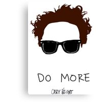 Casey Neistat - Do More Canvas Print