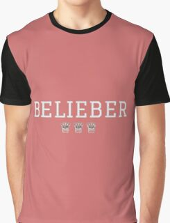 JUSTIN BIEBER Graphic T-Shirt