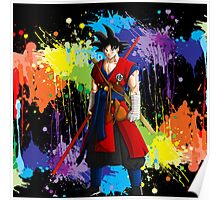 I Am Goku Poster