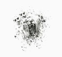 Abstract Lion Roar Unisex T-Shirt