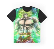 dbz broly Graphic T-Shirt