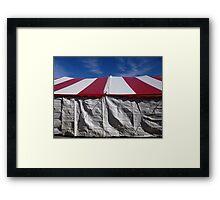 Big Tent Framed Print