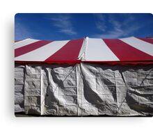Big Tent Canvas Print