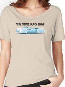 1928 Stutz Black Hawk Special Women's Relaxed Fit T-Shirt