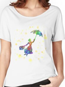 Mary Poppins- The Magical Nanny Women's Relaxed Fit T-Shirt