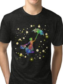 Mary Poppins- The Magical Nanny Tri-blend T-Shirt