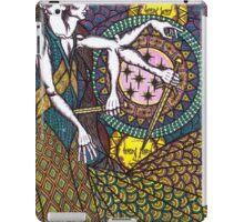 untitled (colour) iPad Case/Skin