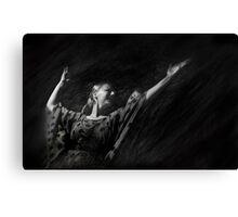 Passion of flamenco I Canvas Print