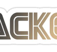 Hacker Sticker