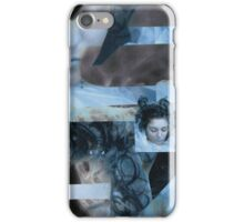 laura - blue iPhone Case/Skin