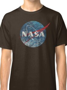 NASA Space Agency Ultra-Vintage Classic T-Shirt