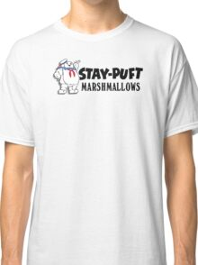 Ghostbusters - Stay Puft Marshmallows  Classic T-Shirt