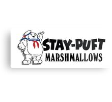 Ghostbusters - Stay Puft Marshmallows  Metal Print
