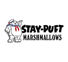 Ghostbusters - Stay Puft Marshmallows  Photographic Print