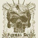 Skull 2 Agnus Dei by TheMaker