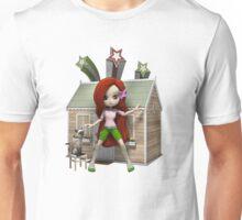 Angie's secret hideaway Unisex T-Shirt