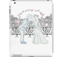 Love and Marriage iPad Case/Skin