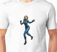 Invisible Woman Unisex T-Shirt
