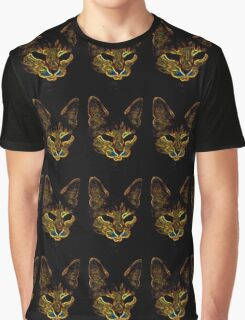 Bad kitty kitty Graphic T-Shirt