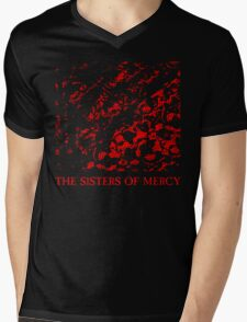 The Sisters of Mercy - No Time To Cry Mens V-Neck T-Shirt