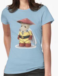 DARK SOULS - MUSHROOM PUNCH Womens Fitted T-Shirt