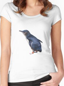 Fairy Penguin Women's Fitted Scoop T-Shirt