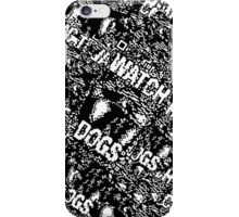 Watch Dogs iPhone Case/Skin