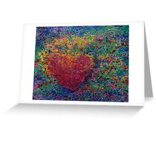 Heart Nest 3 Greeting Card