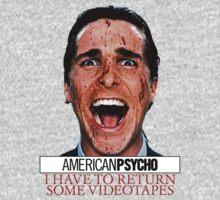 American Psycho - Patrick Bateman - Christian Bale by Oliver Delander