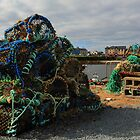 Mullaghmore Lobster Pots by Adrian McGlynn