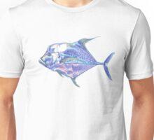 Lookdown Fish Unisex T-Shirt