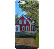 The Other Red House iPhone Case/Skin