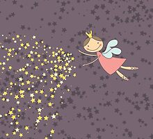 Whimsical Magic Fairy Princess Sprinkles by fatfatin