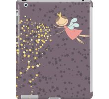Whimsical Magic Fairy Princess Sprinkles iPad Case/Skin