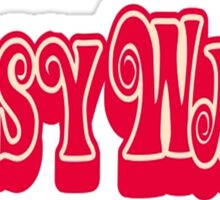 PASSION WAGON Sticker