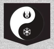 Jedi Yin and Sith Yang Kids Tee