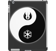 Jedi Yin and Sith Yang iPad Case/Skin