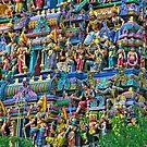 Sri Mariamman Temple by phil decocco