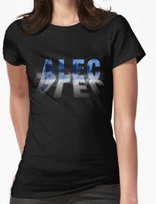 Alec - Shadowhunters - Fog Womens Fitted T-Shirt
