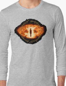 Sauron -- One Ring Long Sleeve T-Shirt