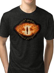 Sauron -- One Ring Tri-blend T-Shirt