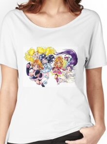 Precure Splash Star Women's Relaxed Fit T-Shirt