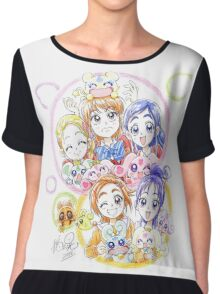 Precure Splash Star Chiffon Top