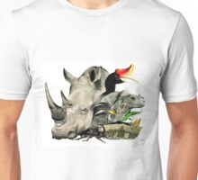 Rhinoceros Collection Unisex T-Shirt